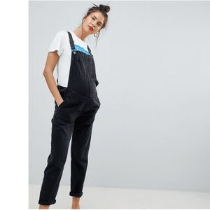 4f649189abdde Women Maternity Overall Jeans on Poshmark